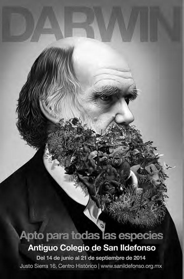 Darwin, el hombre que cambió la historia de la ciencia. Editorial Tikal. 2009.