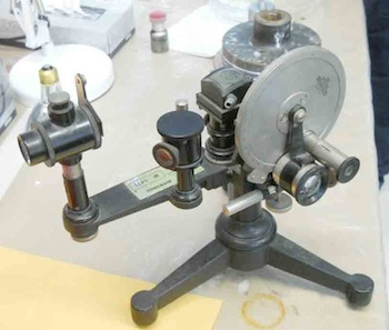 Refractómetro de Pülfrich