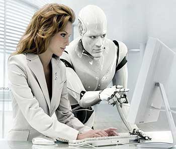 Resultado de imagen de El humano y el robot