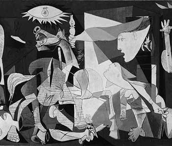 Guernica, pintura de Pablo Picasso