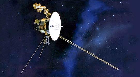 Voyager 1& 2 (1977- )