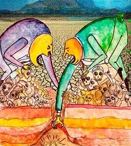 Imagen tomada de http://proyectocerro.blogspot.mx/2013/04/fao-la-historia-de-la- mineria-en-mexico.html