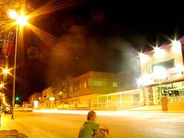 """""""Contaminación lumínica"""", por jomoiflickr, en www.flickr.com"""