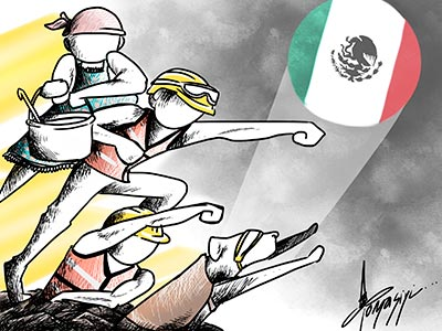 Ilustración: Diego Tomasini / Dibrujo