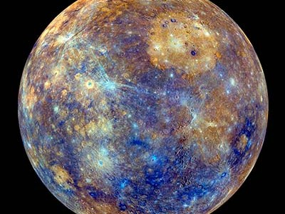 Imagen tomada de https://apod.nasa.gov/apod/image/1303/PIA16853mercury.jpg Crédito: NASA / JHU Applied Physics Lab / Carnegie Inst. Washington