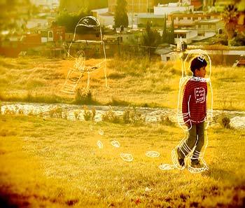 Esta imagen de ramos alejandro, llamada león_astronauta, ha sido tomada de www.flickr.com