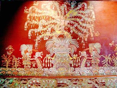Tlalocan, paraíso do deus da chuva, por Raul Lisboa, en www.flickr.com