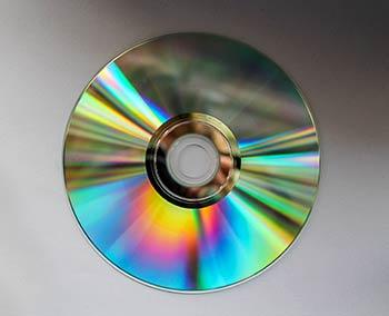 Colores en un CD, It's a CD kind of thing, por Sally_Wareing, en flickr.com
