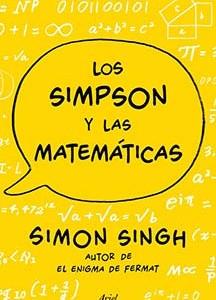 Simon Singh, (2013), Los Simpson y las Matemáticas, España, Ariel