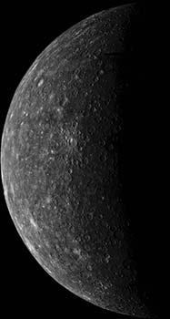 Mercurio, imagen tomada de http://www.cosmoaula.com/images/mercurio.jpg