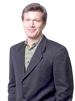 El profesor Shane Frederick