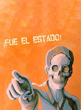 Fue el Estado, por Luiselrojo; imagen tomada de http://luiselrojo.deviantart.com/art/Fueel- Estado-It-Was-the-State-small-499376562