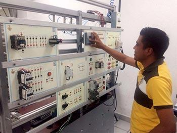 Laboratorio de PLC ́s