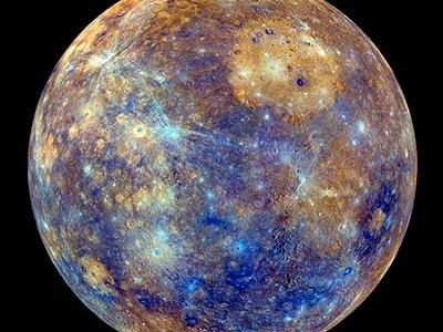 Imagen tomada de https://apod.nasa.gov/apod/image/1303/PIA16853mercury.jpg Crédito: NASA / JHU Applied Physics Lab / Carnegie Inst. Washington