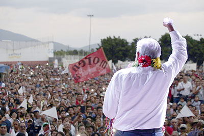 Foto: Es Imagen / Ángel Flores