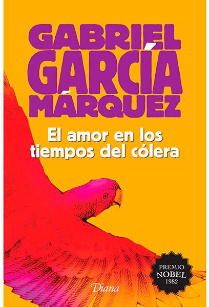 ** García Márquez Gabriel. (2008/1985), El amor en los tiempos del cólera. México. Editorial Diana, Cuadragésima primera reimpresión.