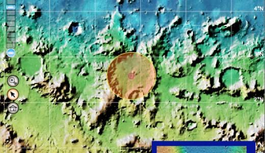 Cráter Bradbury