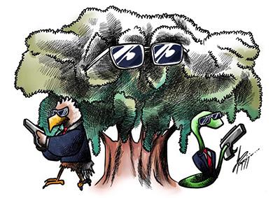 Ilustración: Diego Tomasini/ El Dibrujo.