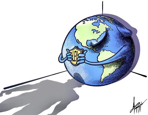 """· Ilustración: Diego Tomasini """"El Dibrujo"""" *"""